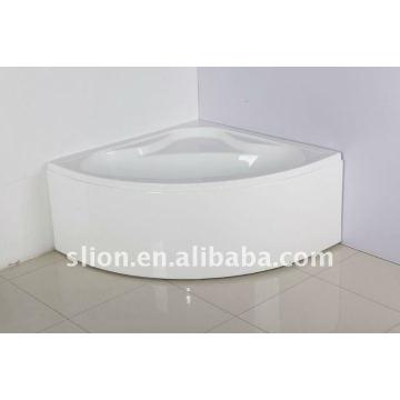 Bañera de acrílico Bañera de triángulo Bañera de esquina