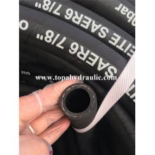 sae100r6 air fuel hydraulic hose