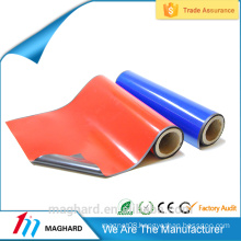 flexible rubber coated color rubber magnetic sheet strip