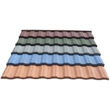Telhado de metal colorido projetado popular para a venda