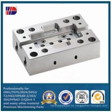 Piezas de fresado CNC con aluminio 6061