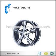 Alta calidad de encargo cnc que mecaniza piezas del coche auto accesorios para los neumáticos de coche