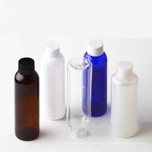 ¡Caliente! Botella transparente de plástico para mascotas de 10 ml a 300 ml con tapa de tornillo (PT02)