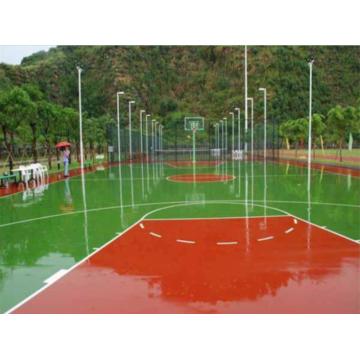 Mixed non-slip plastic stadium
