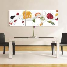 Decoración del arte de la pared Pintura al óleo abstracta en lona