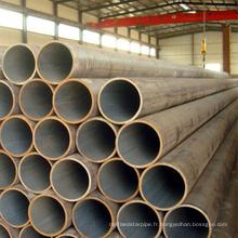 ASTM A106 / A53 carbone voler des tuyaux sans soudure