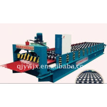 china hebei glazed tile roll forming machine