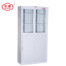Раздвижные двери металлический картотечный шкаф шкафчик для хранения