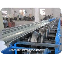 Cadre de porte en aluminium roll formant prix machine