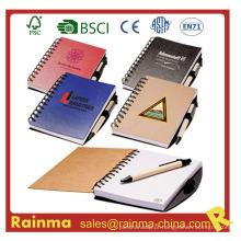 Notebook de papel de escritório para papelaria656