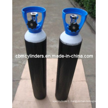 Handle-Type Oxygen Cylinders for Medical Oxygen Therapy