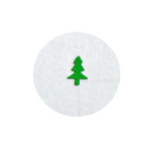 Différentes formes de flocons scintillants Chunky Pour Noël, les fêtes et la décoration des ongles