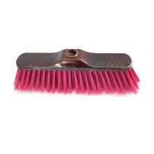 Escoba plástica del piso de la limpieza suave del hogar del precio bajo de los 27.5 * 5.5 * 11CM
