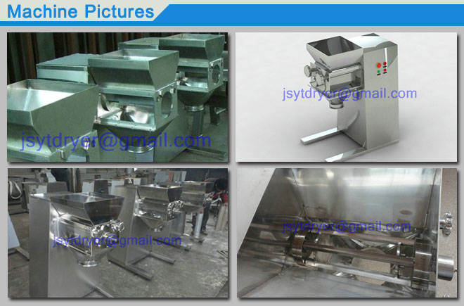 Rotary Granulating Machine
