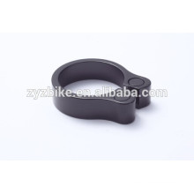 supplier bike seatpost clamp aluminum seatpost clamp 28.6/31.8/34.9MM bicycle parts
