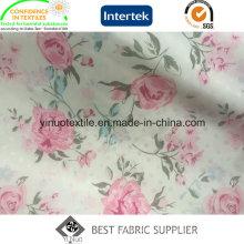 Weich und glatt bedruckten Stoff für Frauen Kleidungsstück Stoff