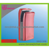 Cherry red ABS Automatic Powerful Hand Dryer