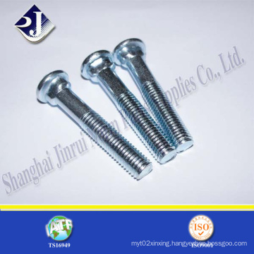 Round Head Bolts with T-Shaped Neck