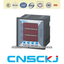 SCD914Z-9X4-3I medidor de amperagem digital trifásico
