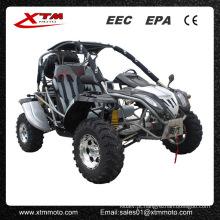600cc 650cc 4x4 Buggy de praia de caixa de velocidades CVT motor CF