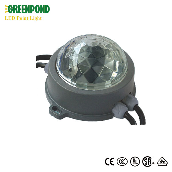 1-5W Muticolor LED Point Light