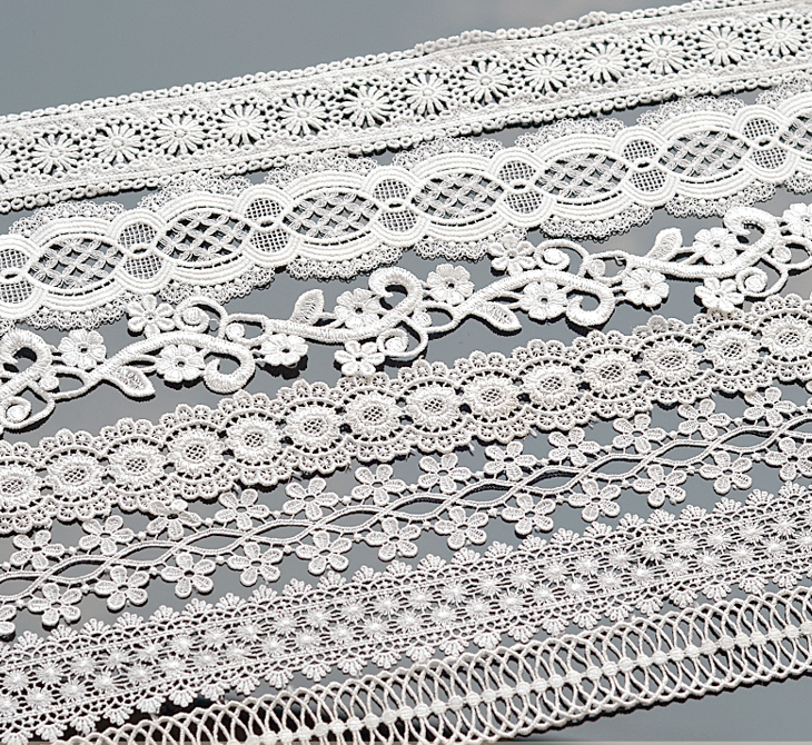 Embroidery Lace trimmig
