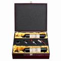 Boîte en bois cadeau personnalisé pour paquet / bijoux / vin / thé.