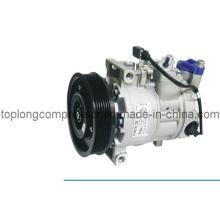 Auto compresor de aire acondicionado compresor para Audi