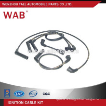 Car auto parts ignition system ignition cable spark plug wire assy set MD997387 for Mitsubishi