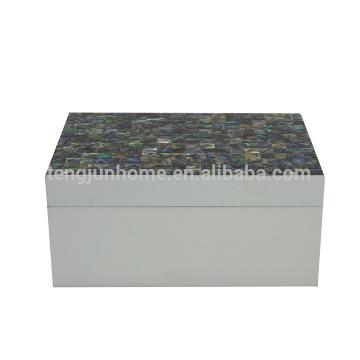 Boîte à bijoux imprimée logo