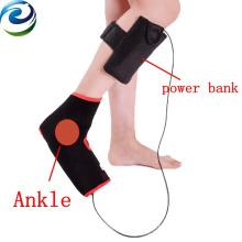 Muestra disponible La mejor venta almohadilla de calefacción de infrarrojo lejano para el dolor de tobillo