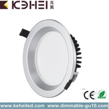 Svart LED Downlights 4 tums 12W Lifud Driver
