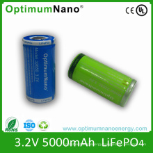 Rechargeable 3.2V 5ah Lithium Ion 32650battery 5000mAh Battery