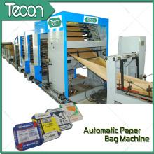 Erweiterte vollautomatische motorgetriebene Kraftpapierherstellungsmaschine (ZT9804 & HD4913)