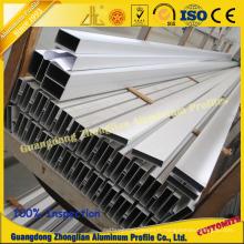 Tuyau en aluminium avec la taille Custimized pour l'usage différent