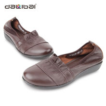 latest design ladies wholesale china flat feet shoes