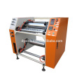 Máquina de rebobinado y corte de película, máquina de rebobinado de película de estiramiento