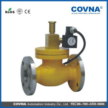 Válvula de cierre de emergencia para válvula de solenoide de brida de gas 240v