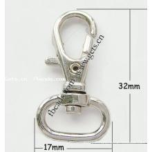 Gets.com porte-clés en alliage de zinc