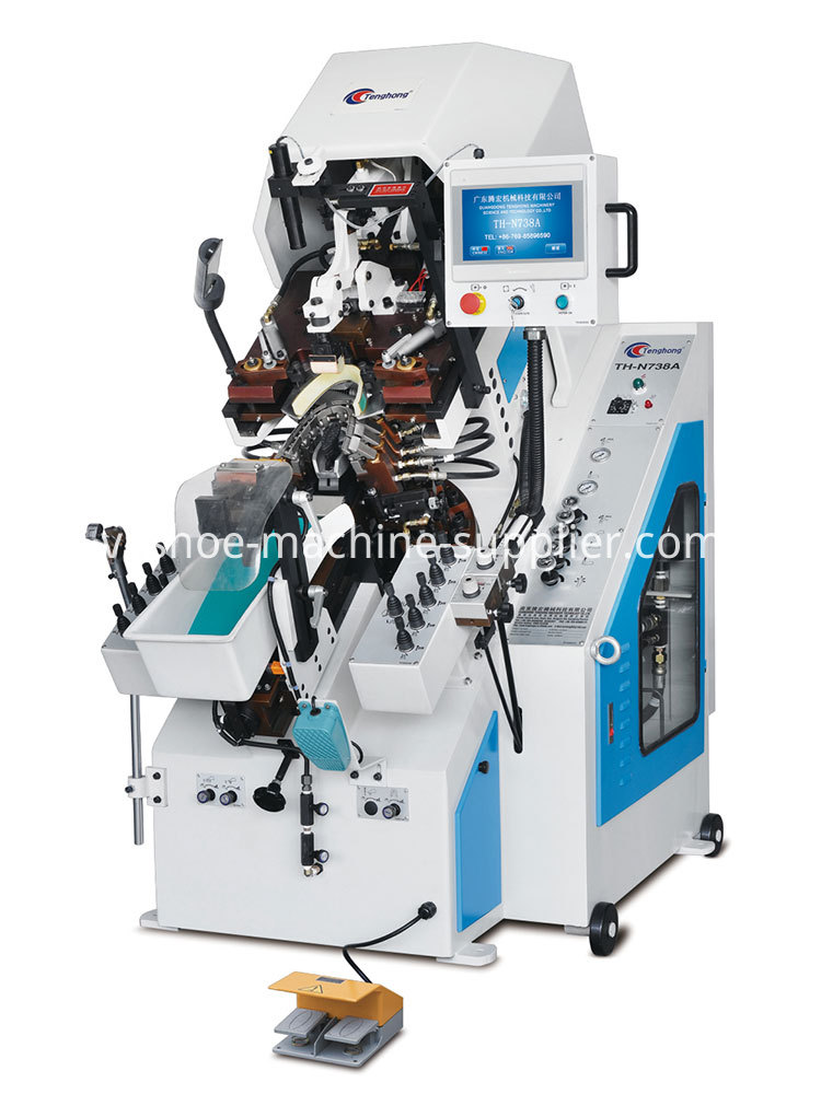 Toe Lasting Machine Price
