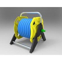 Chariot de tuyau d'eau de jardin extérieur