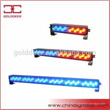 Barras de luz de caminhão de reboque da polícia seta luz estroboscópica