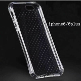 ultra thin plastic 0.3mm clear case for iphone 6