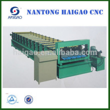 double layer roll forming machine/ corrugated steel roof