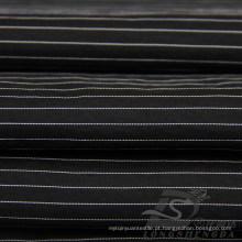 Água e revestimento resistente ao vento Down Tecido Dobby Striped Jacquard 6% poliéster 94% Nylon Blend-tecelagem Intertexture tecido (H021)