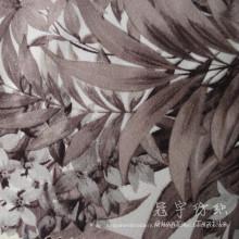 Impression de tissu d'ameublement Textile maison Suede
