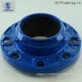 Ductile Iron PE/PVC Quick Flange Adaptor