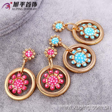 26685 Xuping Fashion ladies drop boucles d'oreilles dessins images