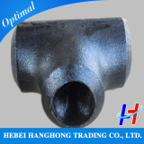 Carbon Steel Asme Welding Pipe Reducing Tee