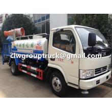 DONGFENG Duolika 5000Litres Pesticide Spraying Tank Truck